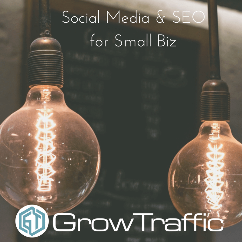 Social Media and SEO for small businesses-how to choose the right social media platform to improve your rankings