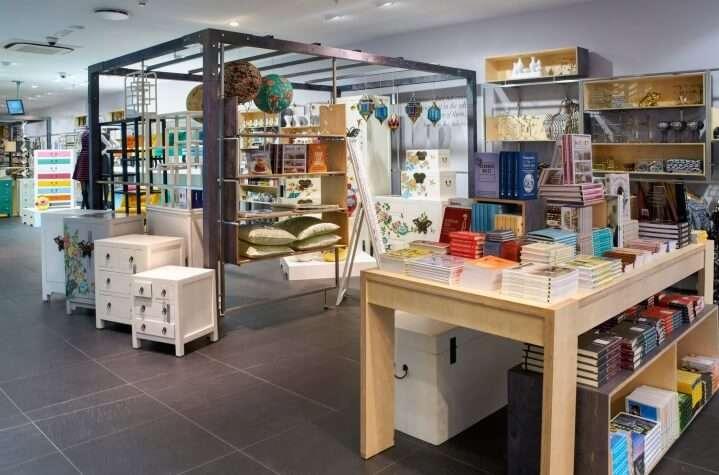 retail store design agency london