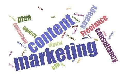Freelance content marketing consultant