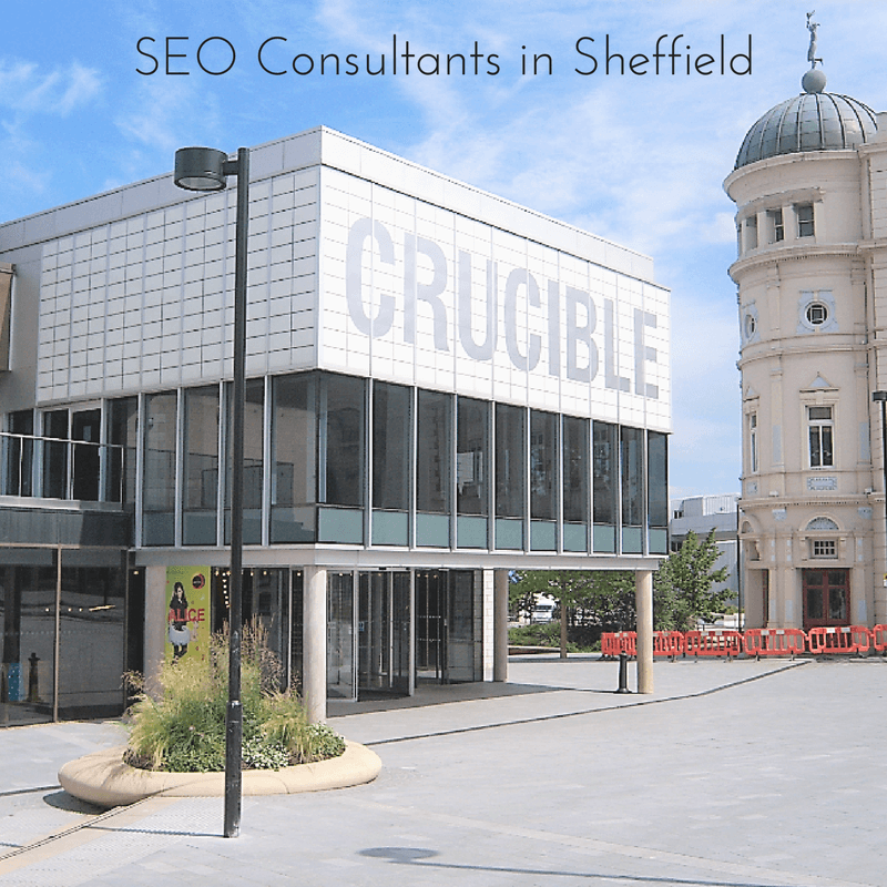 Images depicting Sheffield for an article by GrowTraffic, exploring what is SEO, how SEO can help SMEs, and how to choose an SEO consultant.