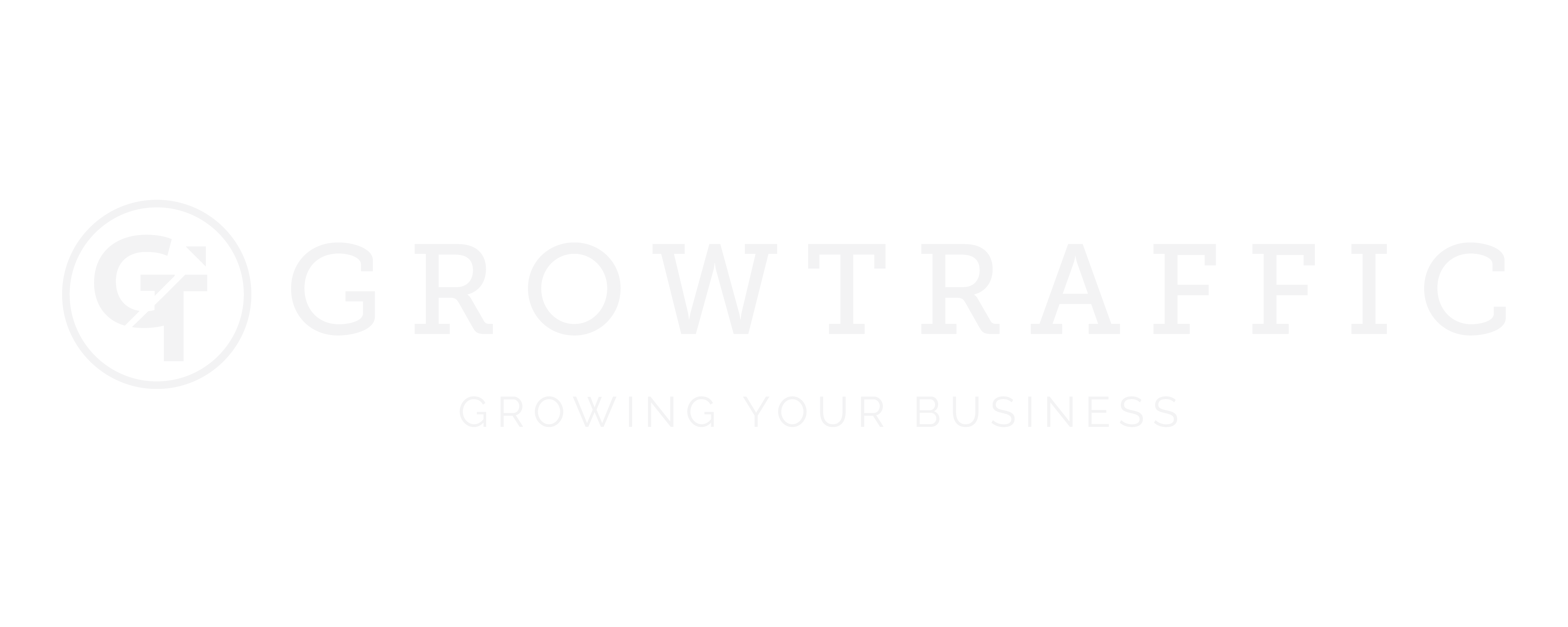 Logo Of GrowTraffic Digital Marketing Agency In Lancashire & South Yorkshire