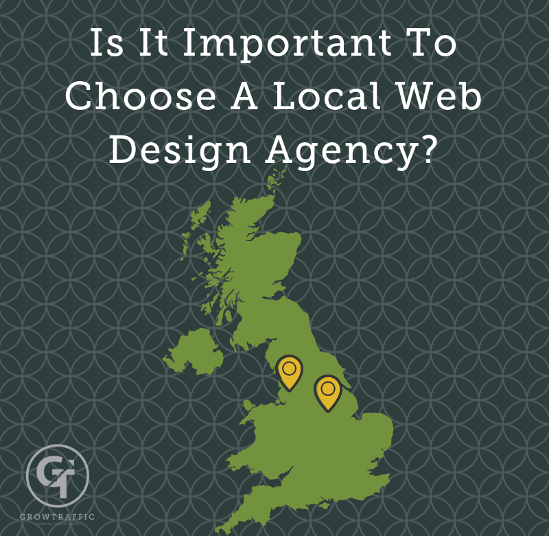 Is It Important To Choose A Local Web Design Agency?