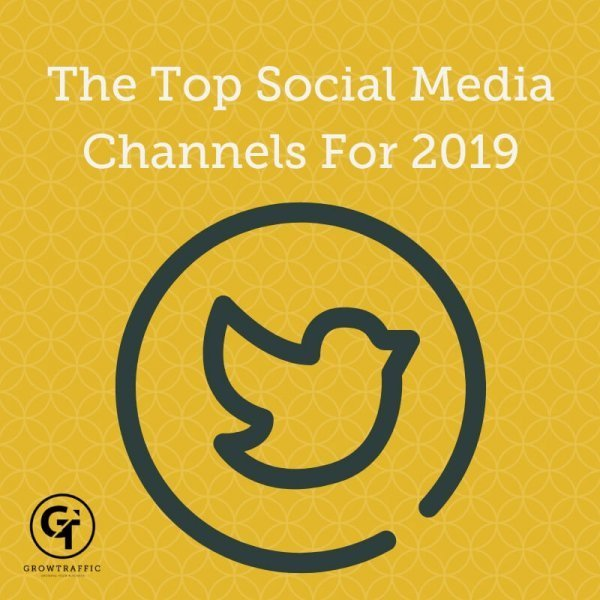 The Top Ten Social Media Channels For 2019