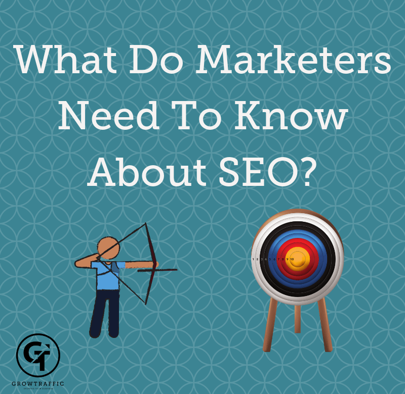 Blog Header What Do Marketers Need To Know About SEO