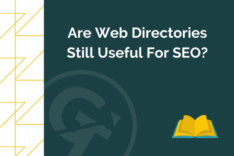 Title graphic for GrowTraffic blog about web directories and SEO