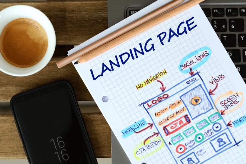 Building your own website has pros and cons