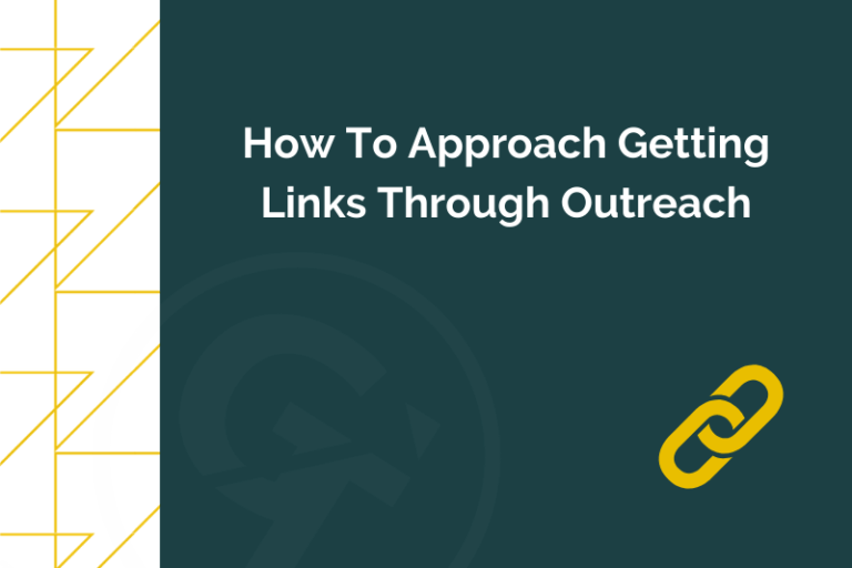 Title graphic for GrowTraffic blog about how to get backlinks through outreach