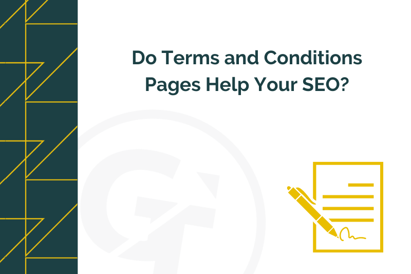 Do Terms and Conditions Pages Help Your SEO