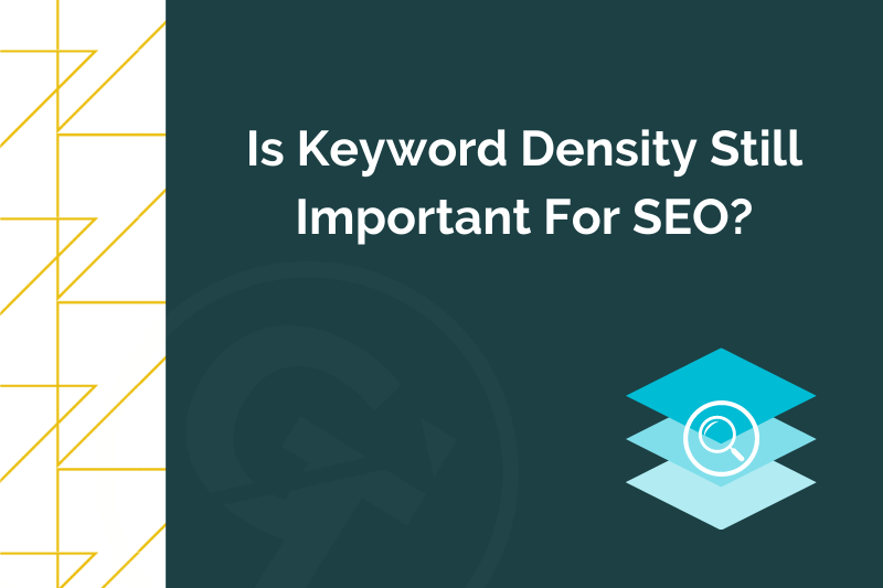 New GT Blog Header Image - Is Keyword Density Still Important For SEO?