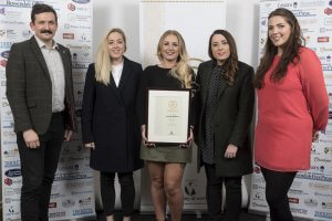 Images illustrating blog by SEO experts in Lancashire, GrowTraffic about the 2017 Rossendale Business Awards