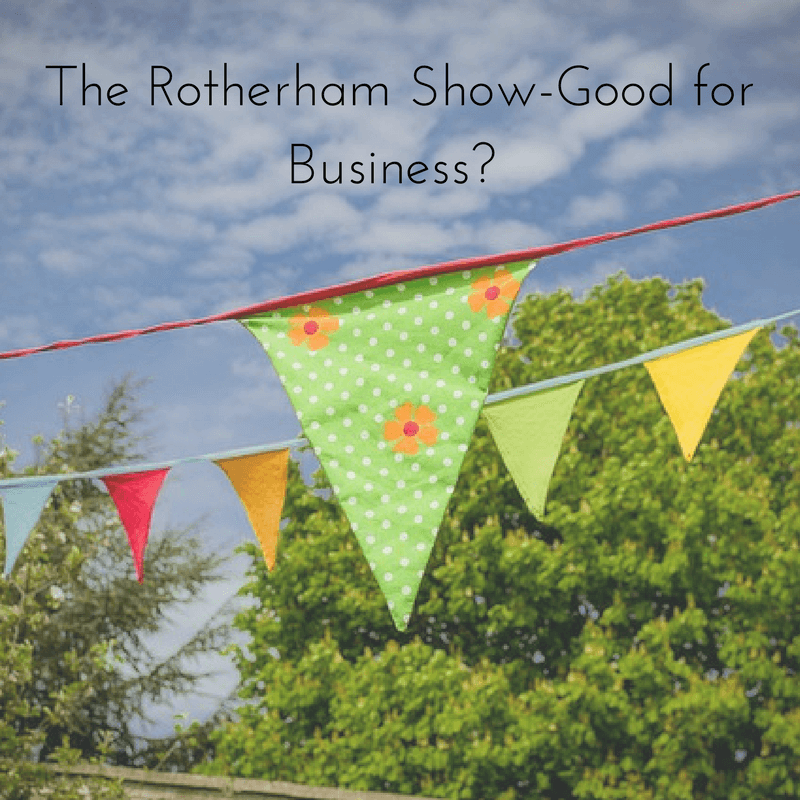 Images of the Rotherham Show representing a blog by Rotherham based SEO consultants, Grow Traffic, exploring how to make a local show work for small businesses.