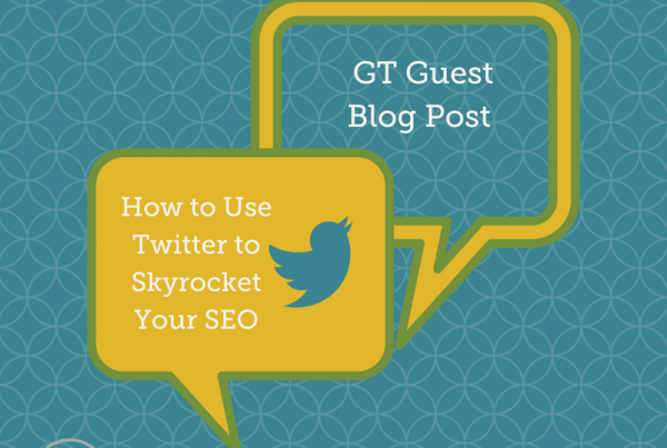 using twitter to skyrocket your SEO