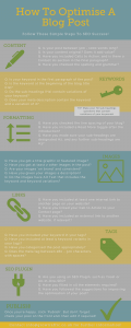 SEO, SEO Infographic, SEO Crib Sheet, Blog SEO, Blogging SEO, SEO Checklist, SEO Crib Sheet, Optimising A Blog Post, Optimising Your Content For SEO.