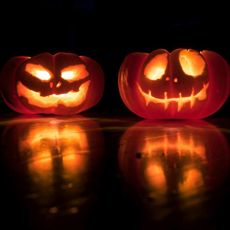 Halloween Jack-o-Latern