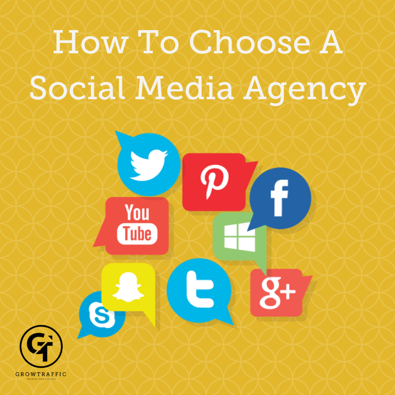 How To Choose A Social Media Agency