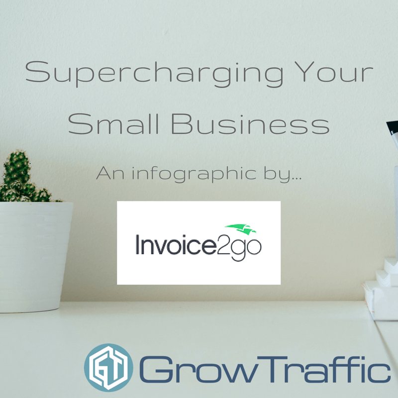 GT Featured In Invoice2Go Infographic