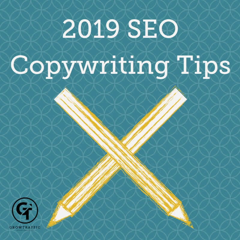SEO Copywriting Tips For 2019