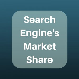 Search Engine Market Share 1