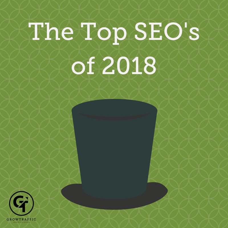 Who Are The Leading SEOs In The UK In 2018?