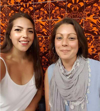 Rachel and Hannah Weinhold from GrowTraffic